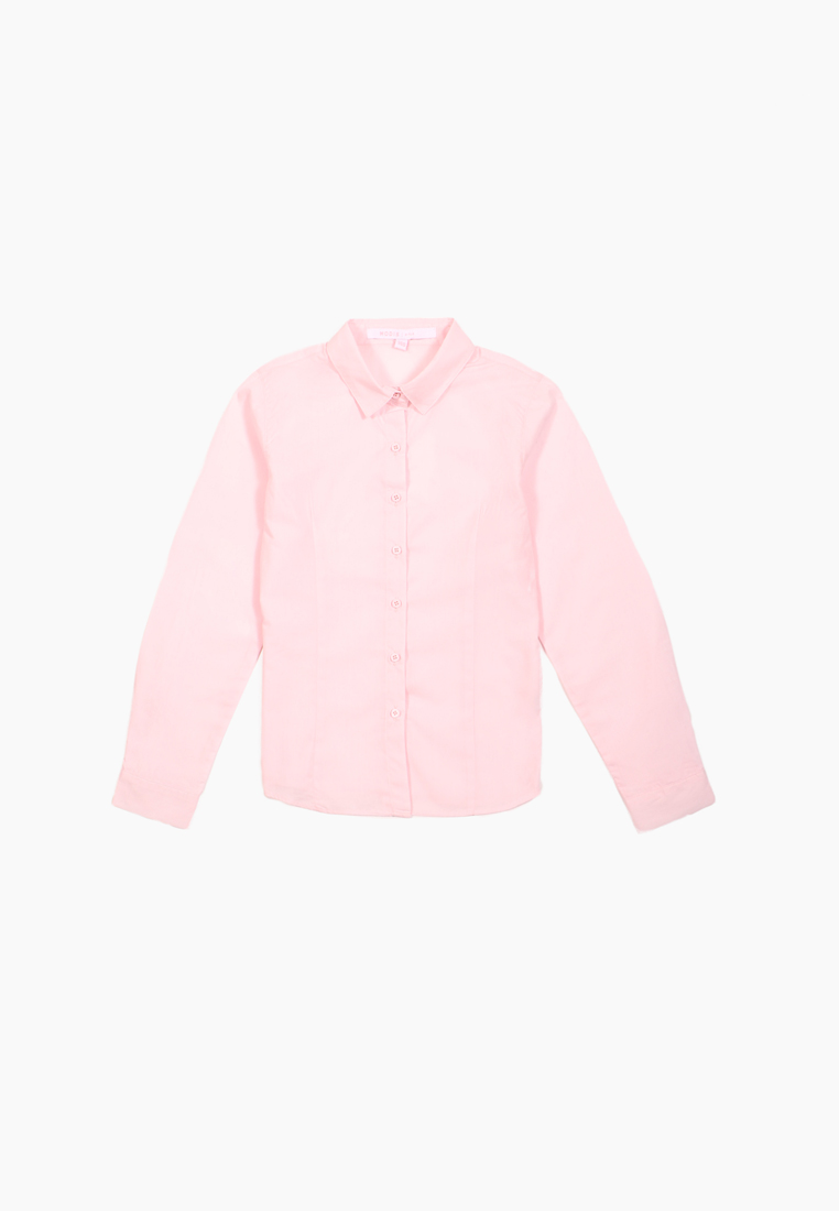 Купить M202K00183X848_розовый, Блузка для девочек Modis цв. розовый р.158,