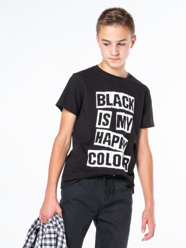 Футболка Orby 500869 цв.черный р.152 500869_черный