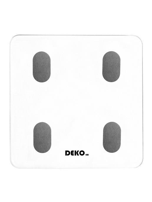 Весы напольные DEKO DKSC01 041 0105 White