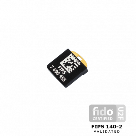 Ключ безопасности YubiKey Nano FIPS