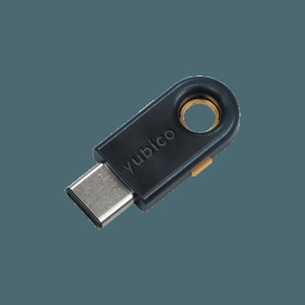 Ключ безопасности YubiKey 5 C