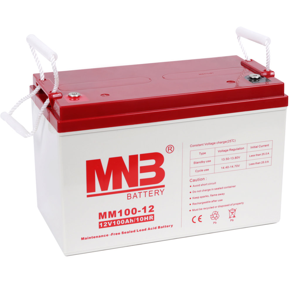 Аккумулятор для ИБП MNB MM 100 12