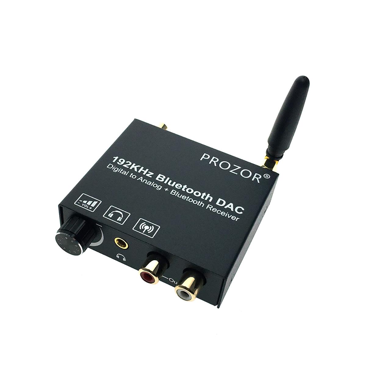 Цифро аналоговый преобразователь Espada Amplifier Black
