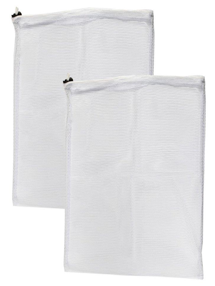 Мешки для стирки белья Радиус, белый, 300х400,