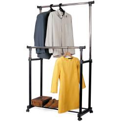 Вешалка для одежды 13575 Tatkraft PHOENIX, двойная