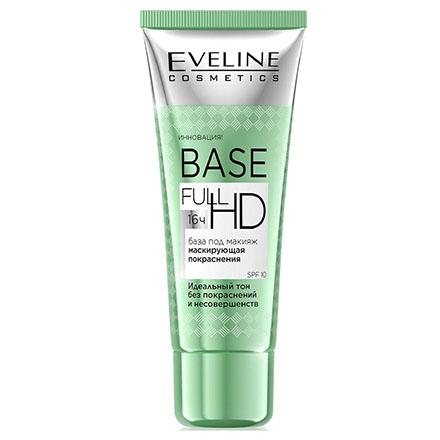 Купить База под макияж Eveline Full HD, 30 мл
