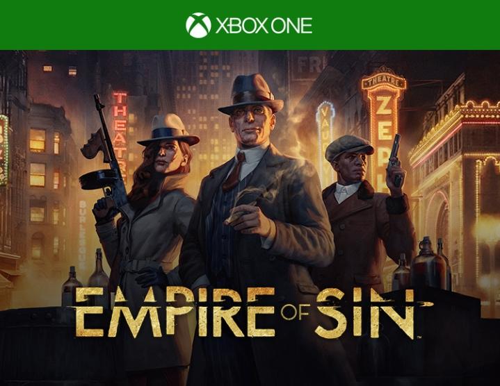Игра Empire of Sin. Издание первого дня для Xbox One Paradox Interactive