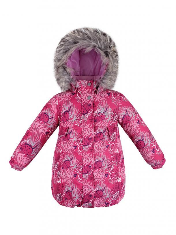Куртка для девочки Reike Nature fuchsia,