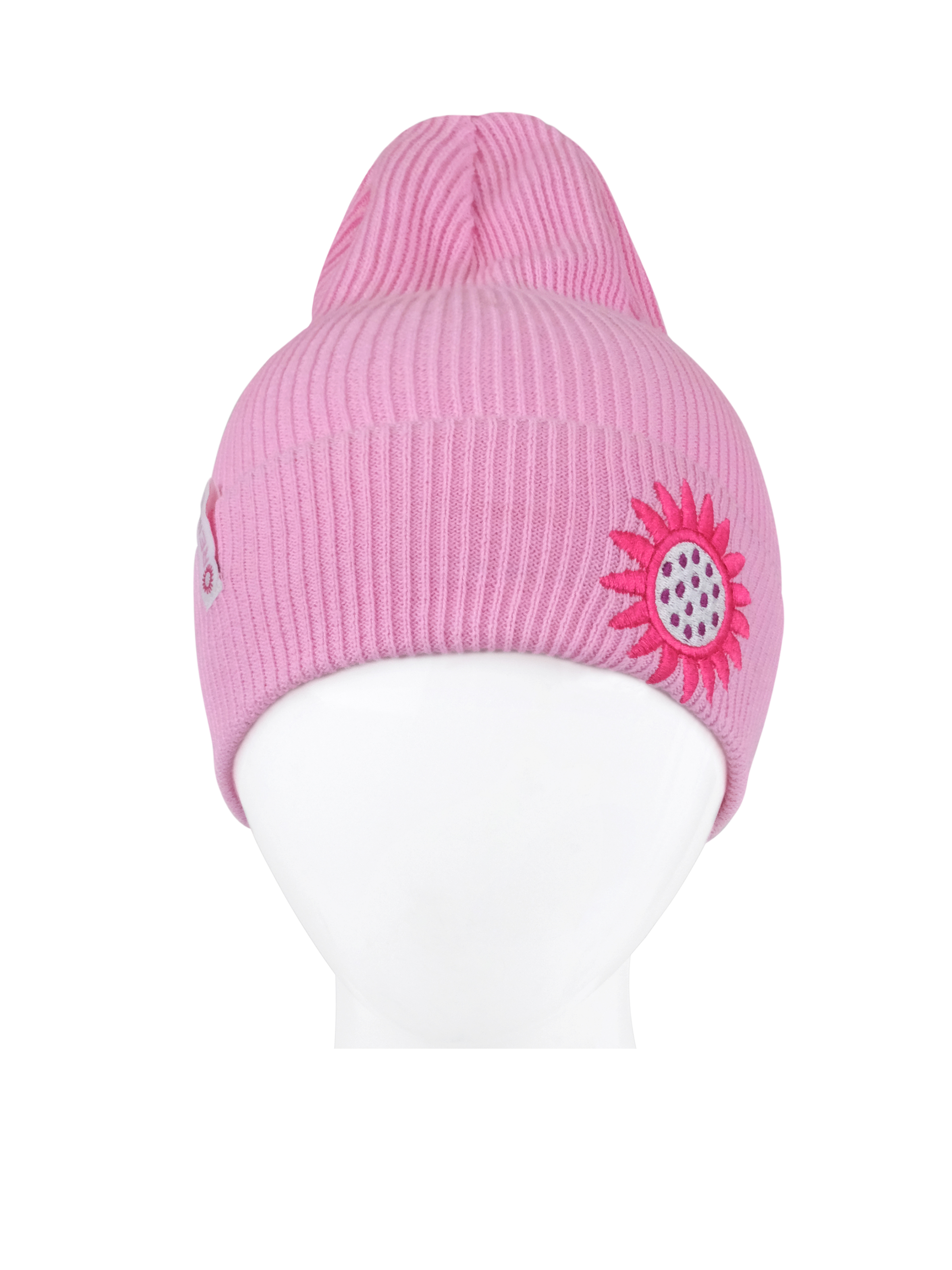 Купить Шапка для девочки Reike Сute bees pink, RKNSS20-CUB-YN-5 pink, р.50,