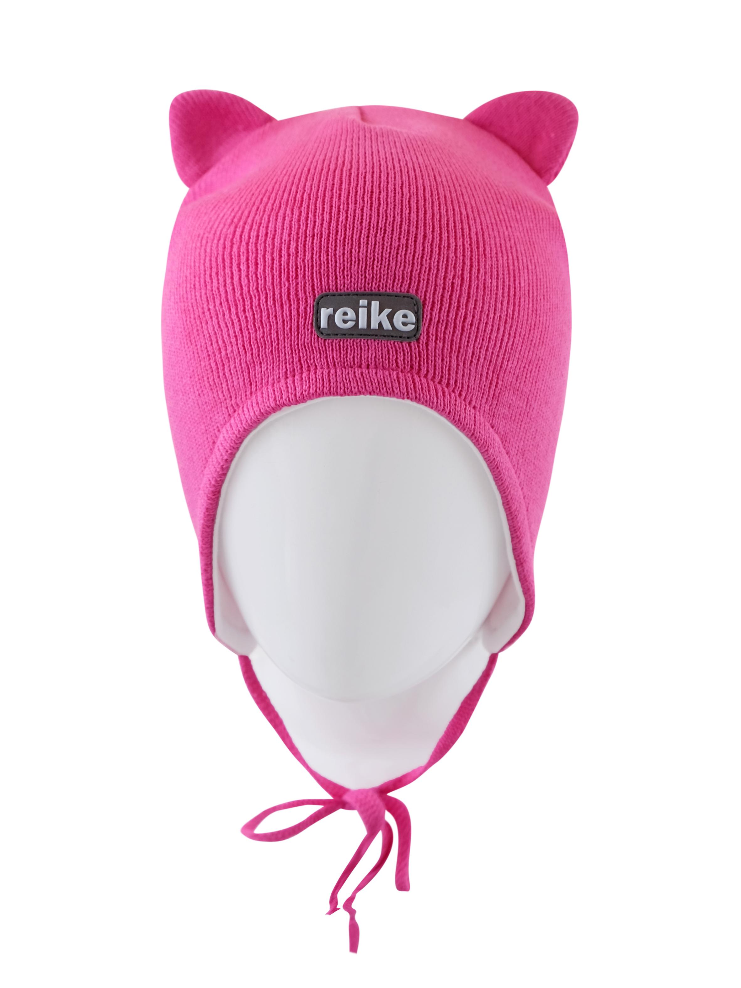 Купить Шапка для девочки Reike Kitty princess pink, RKNSS20-KIT-YN-2 pink, р.46,