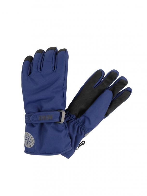 Перчатки для мальчика Reike Military navy, RW20-MLT navy, р.10 /14 лет/ 19 см