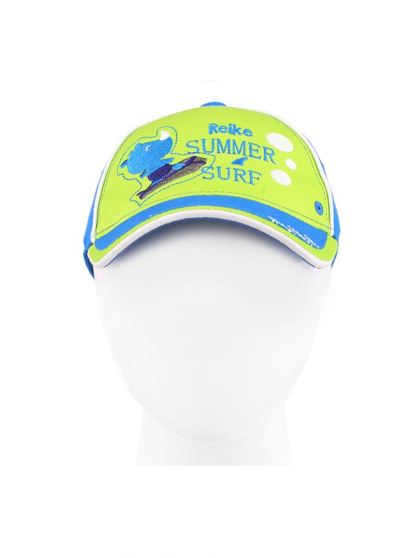 Кепка для мальчика Reike Surf blue, RWSS19