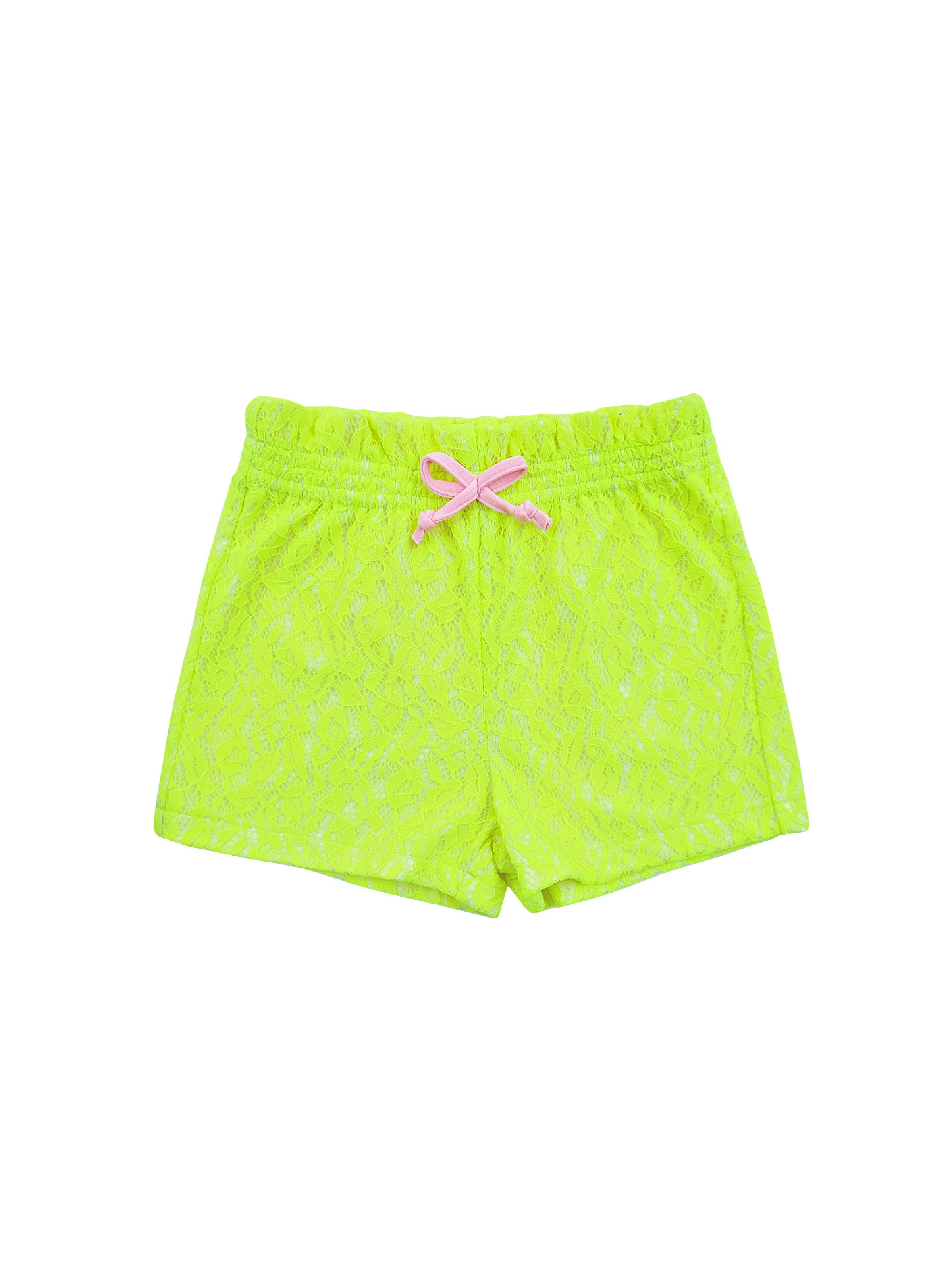 Шорты для девочки Reike Romance green, RKS007SS20ROM