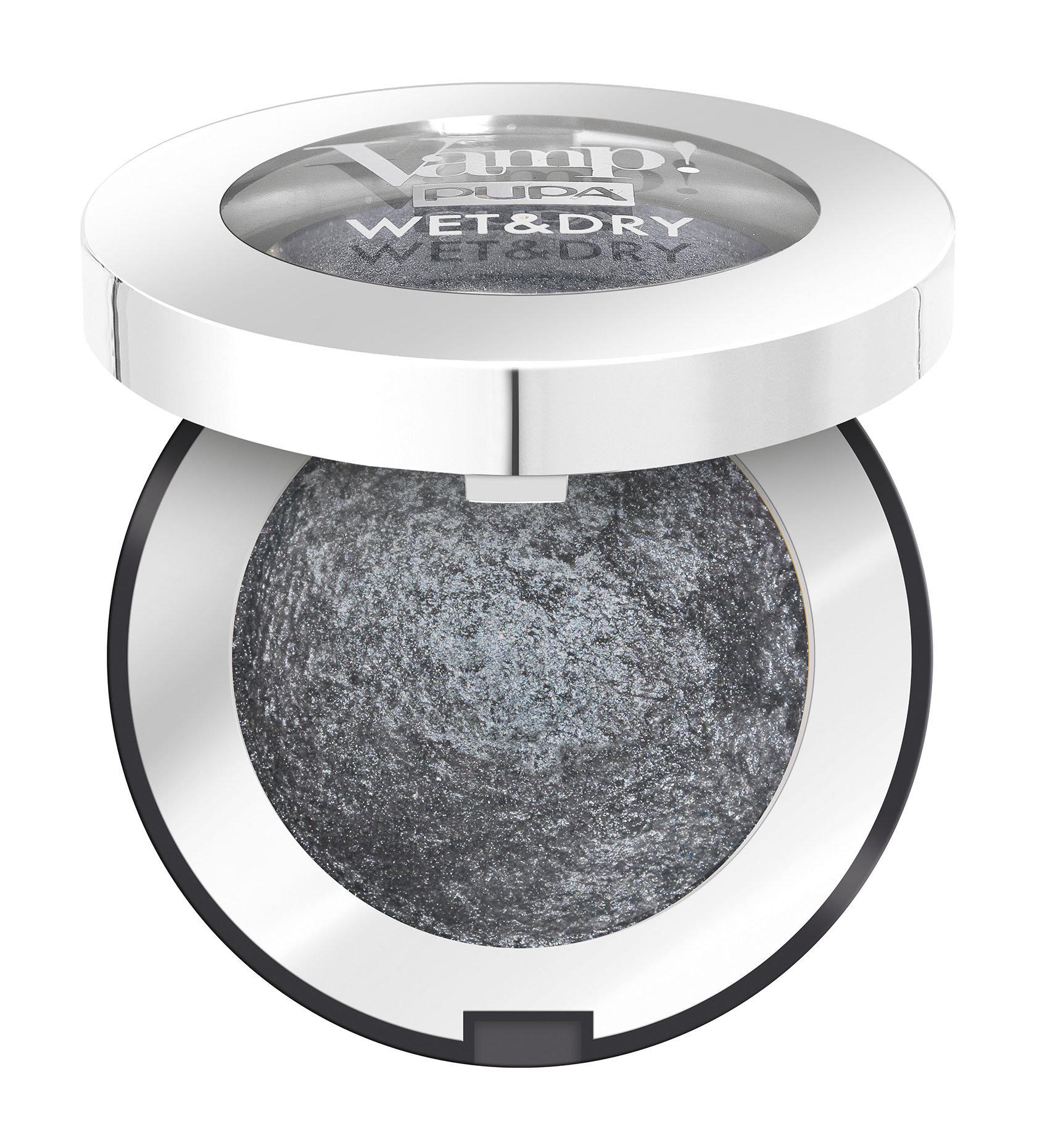 Купить Тени Pupa Vamp! Wet&Dry Eyeshadow 305 Anthracite Grey