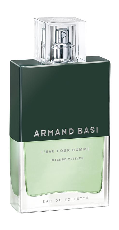 Купить Туалетная вода Armand Basi L'eau Pour Homme Intense Vetive Eau De Toilette 75 мл