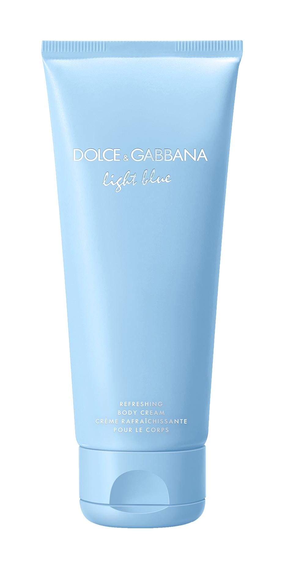 Купить Крем для тела Dolce & Gabbana Light Blue Refreshing Body Cream, DOLCE&GABBANA