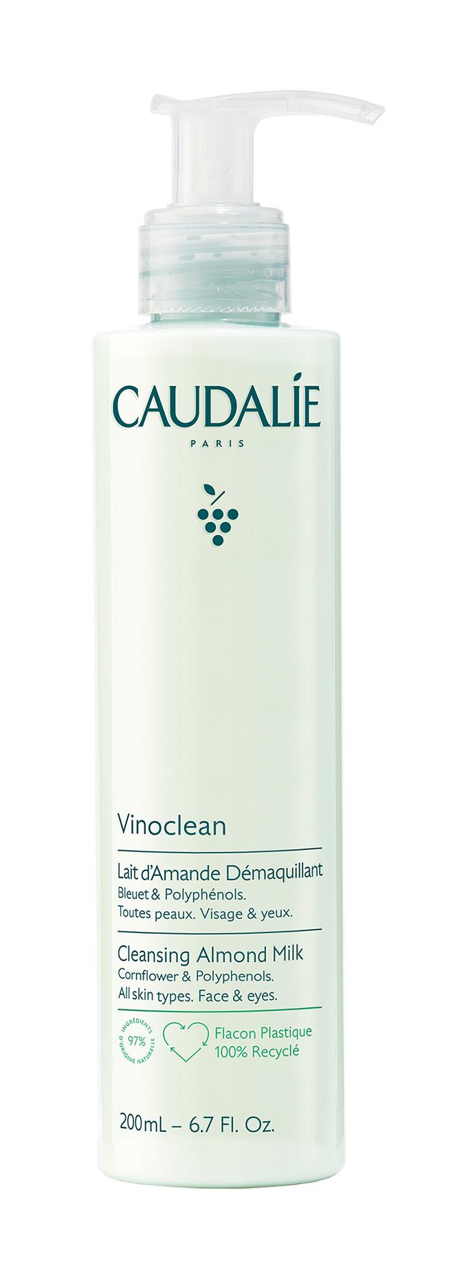 Молочко для лица Caudalie Vinoclean Gentle Cleansing