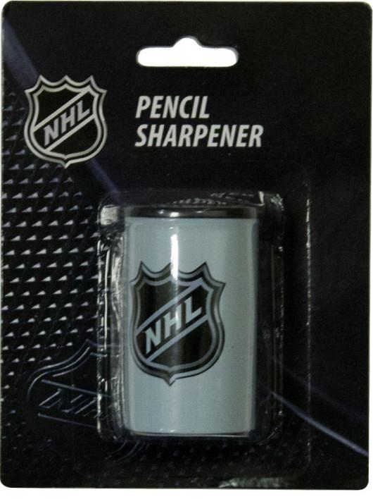 Точилка двойная для карандашей NHL, цвет: черный, серый, арт. 59407310