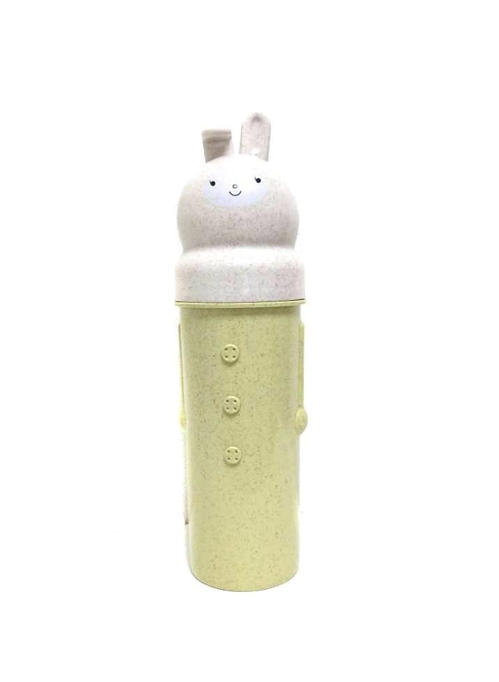 Тубус для хранения ванных принадлежностей Зайчик (Зелёный