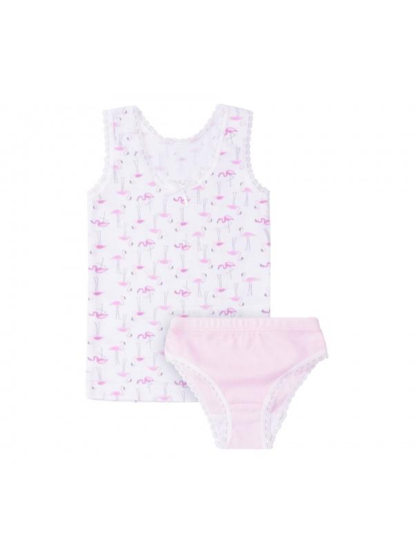 Комплект детский Bembi, цв. розовый р.116