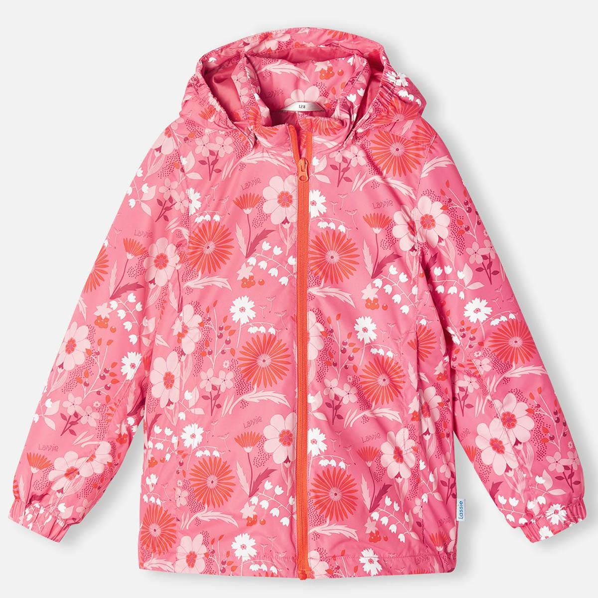Купить Куртка для девочки утепленная Veela Lassie, Размер 128, 721756R-3362_128,