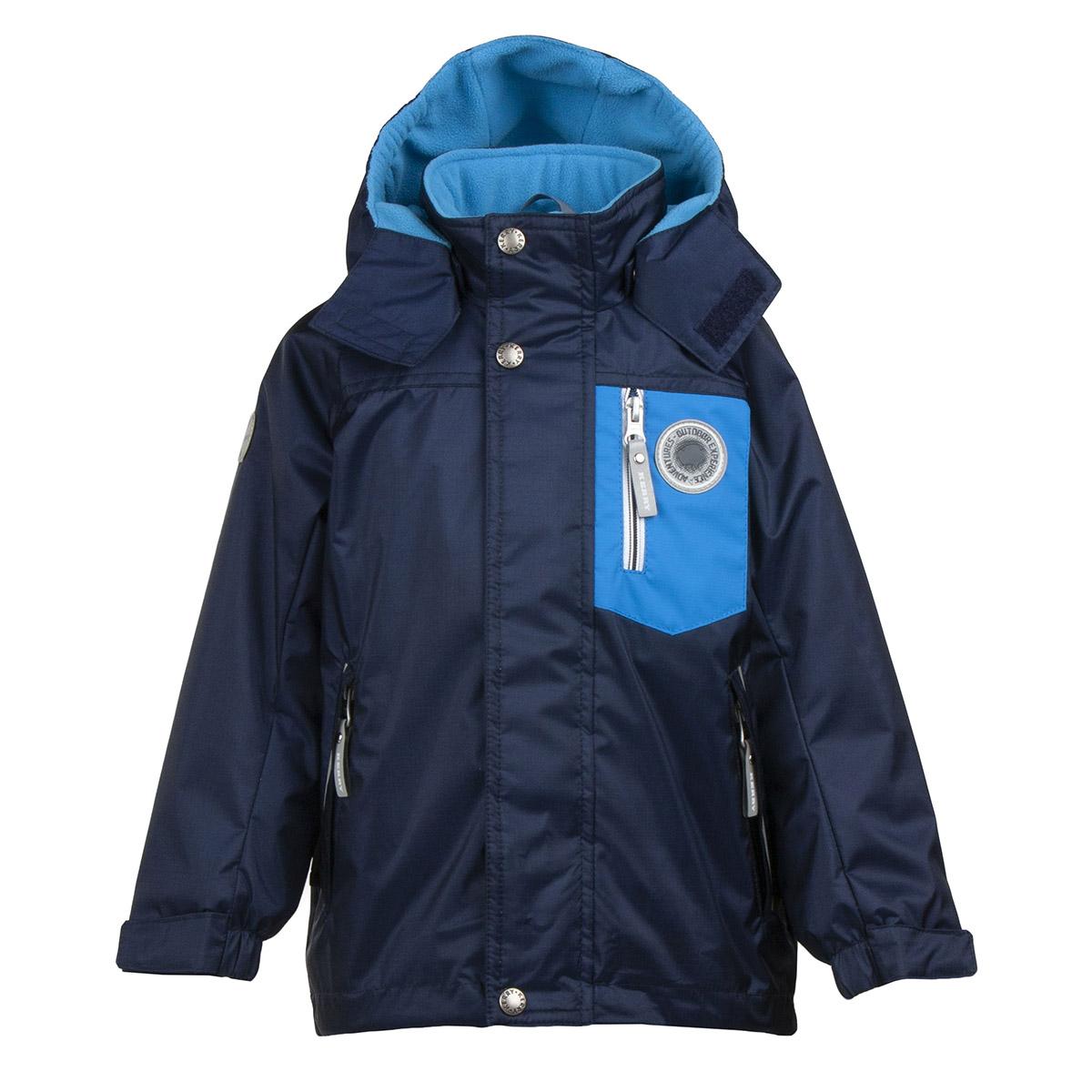 Купить Куртка для мальчиков CITY Kerry, Размер 104, Цвет 299-темно-синий K20021-299_104,