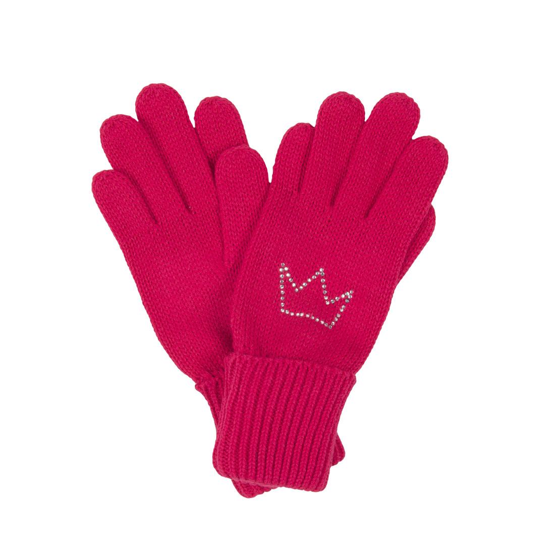 Перчатки для девочек KERRY GRACE K20096 B, размер 2