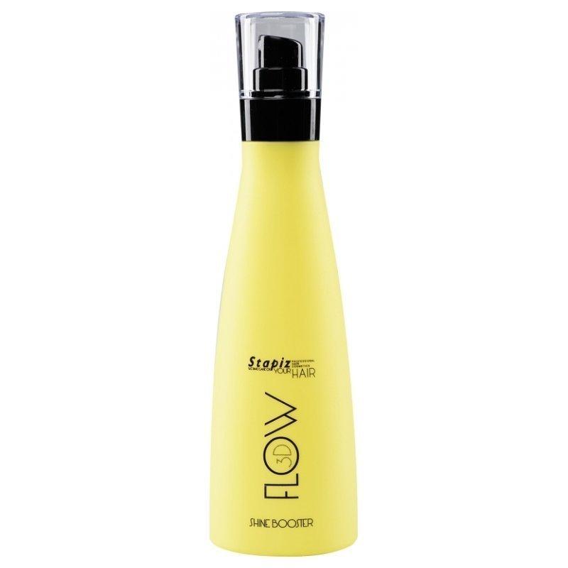 Спрей для блеска волос Stapiz Flow 3D Shine Booster, 250 мл