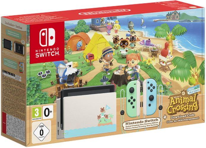 Игровая консоль Nintendo Switch Animal Crossing: