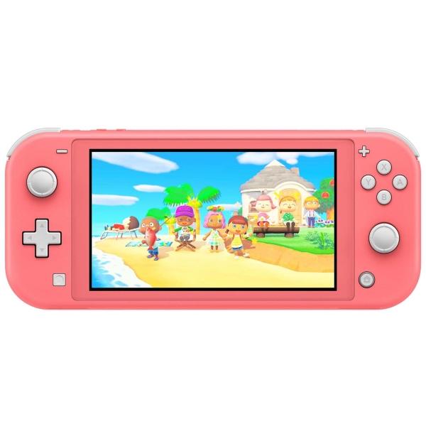 Игровая консоль Nintendo Switch Lite Animal Crossing: