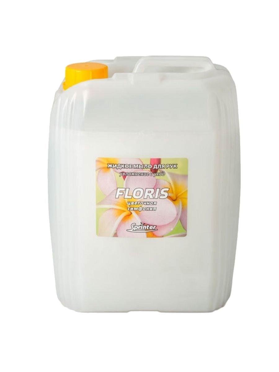 Купить Жидкое мыло Спринтер Floris 5 литров, ООО Дезон