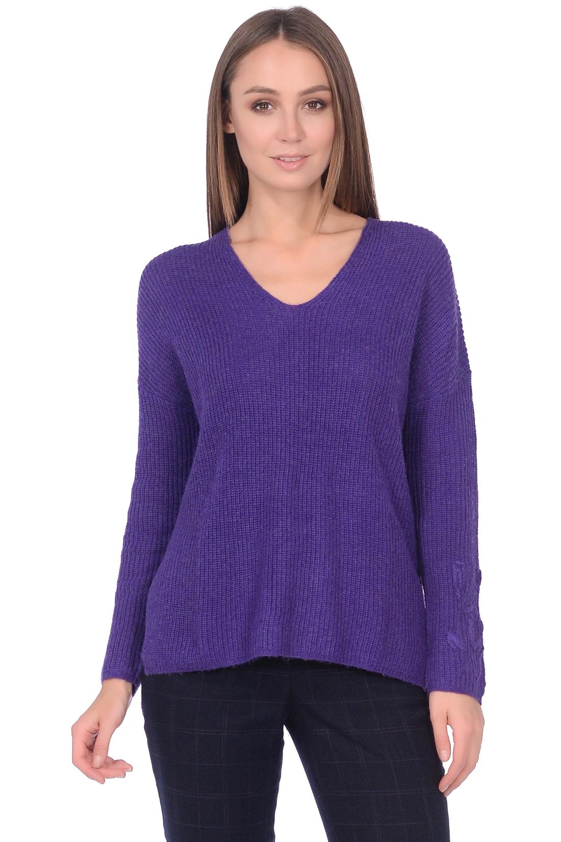 Пуловер женский Baon B138587 фиолетовый M