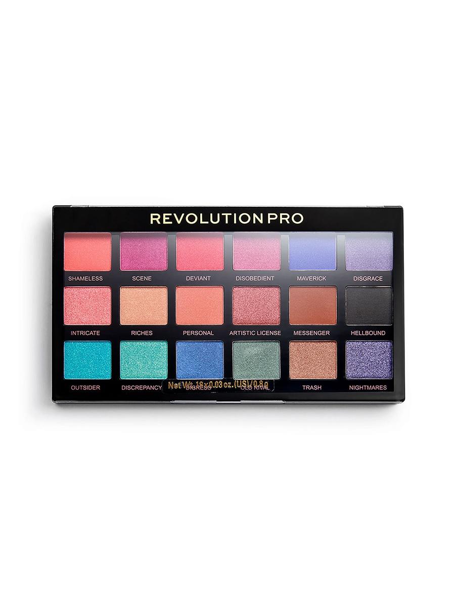Купить Палетка теней Revolution PRO - Regeneration Palette Trends Mischief Maker, 14, 4 г