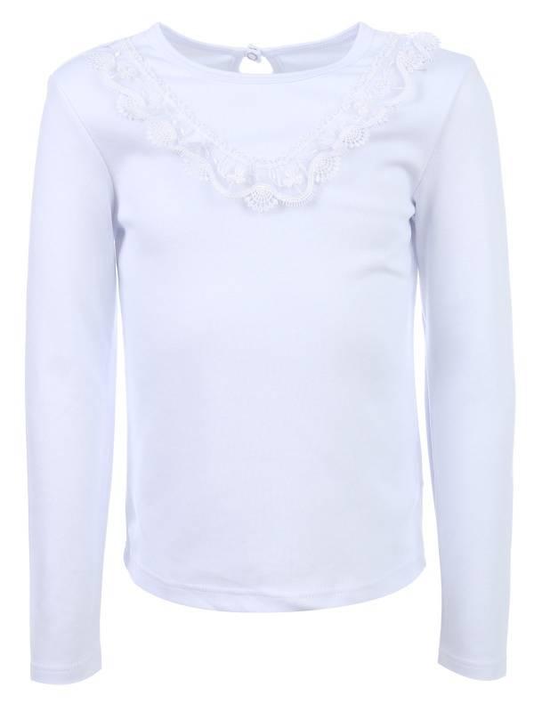 Купить 321772_белый, Блузка Снег 321772 цв.белый р.158, Белый снег,