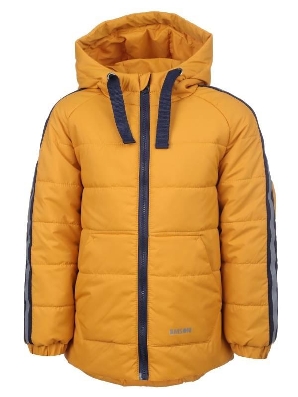 Купить 301958_оранжевый, Куртка Чемпионат Emson 301958 цв.оранжевый р.86,