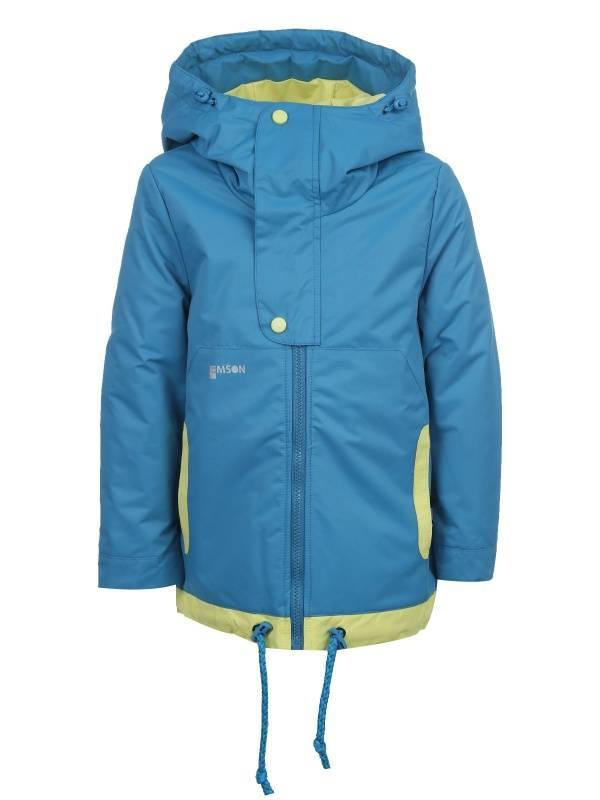Купить 303146_бирюзовый, Куртка Дайвер Emson 303146 цв.бирюзовый р.110,