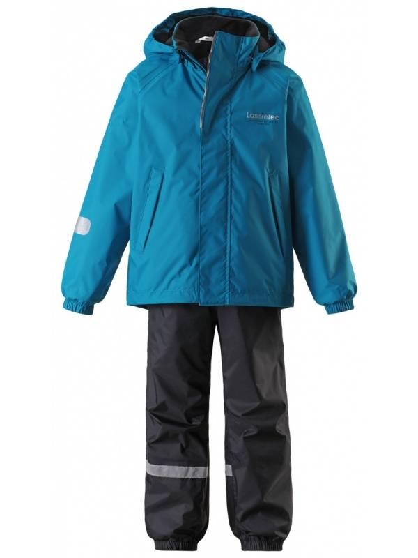 Комплект детской одежды LASSIE 256905 цв.голубой р.92