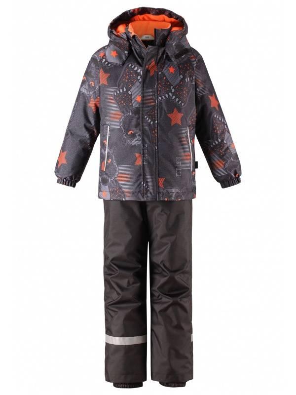 Комплект детской одежды LASSIE, цв. оранжевый р.98