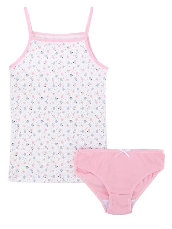 Комплект детский Bembi, цв. розовый р.128