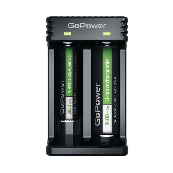 Зарядное устройство GoPower LiCharger 4