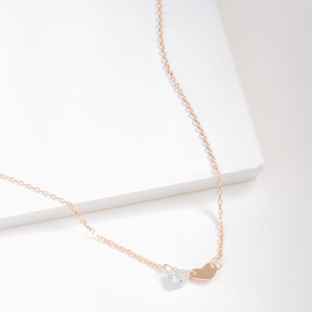 Колье женское НАШЕ ЗОЛОТО ЖН47К40-ТЗГ0044-Р из золота, 50 см