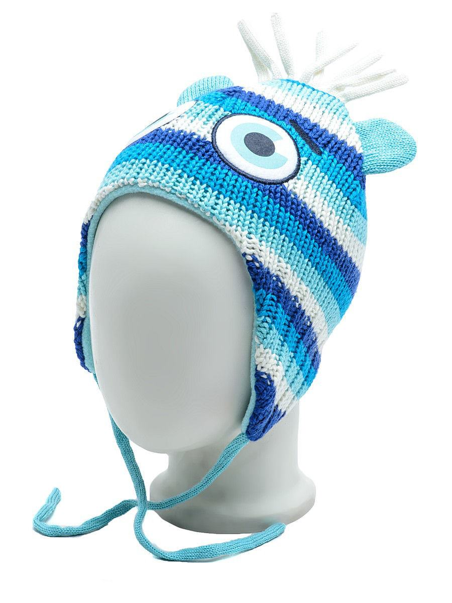 Купить Шапка KERRY k14472/400 голубая, размер 48,