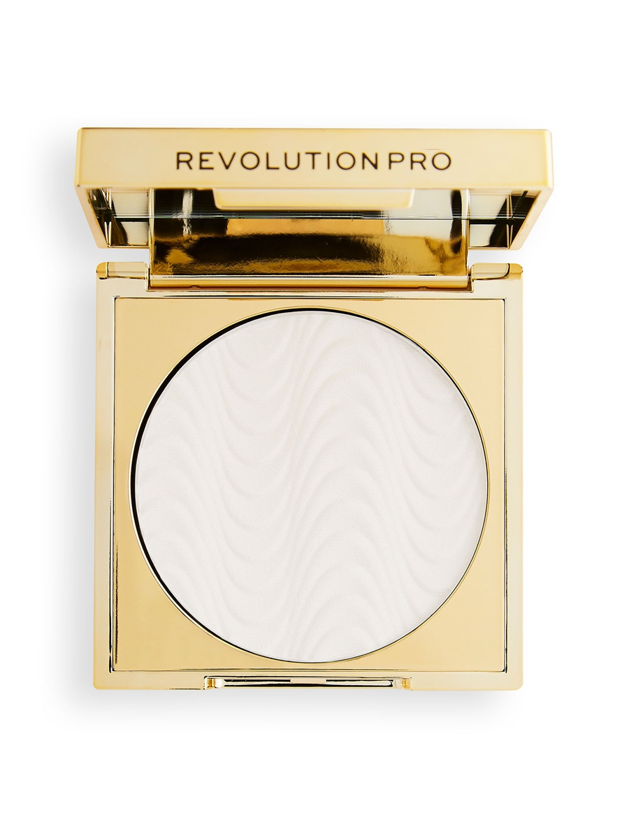 Купить Пудра Revolution PRO, CC Perfecting Pressed Powder, 5 г - Translucent