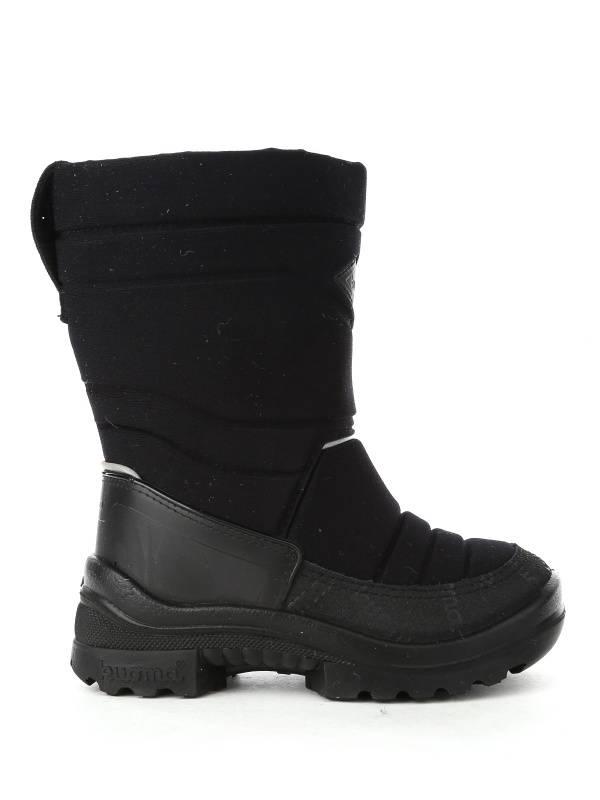 Купить 253772_черный, Сапоги Putkivarsi Kuoma 253772 цв.черный р.34,