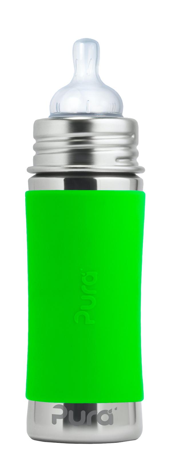 Детская бутылочка для кормления Pura Kiki