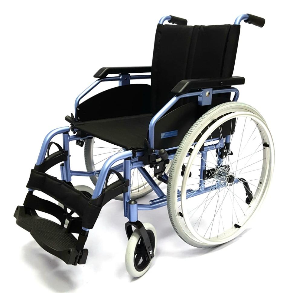 Кресло коляска инвалидная LY 710 шир.сид.