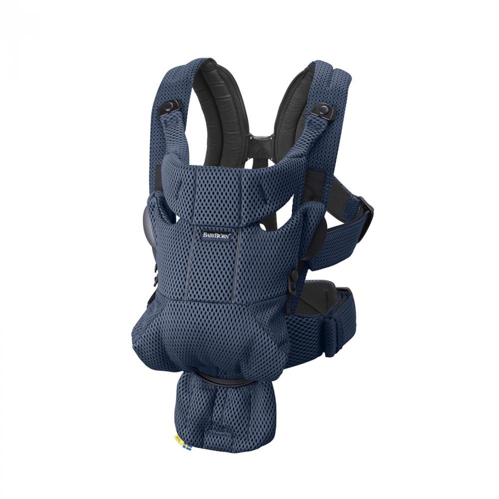 Рюкзак повышенной комфортности Babybjorn move mesh темно