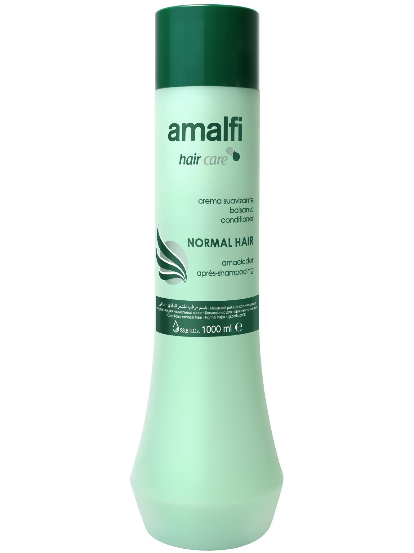 Купить Кондиционер для ухода за волосами AMALFI normal hair 1000 мл, Amalfy