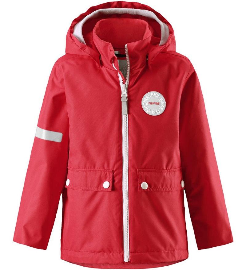 Куртка для детей Reima цв. красный р-р. 122 521481-3720