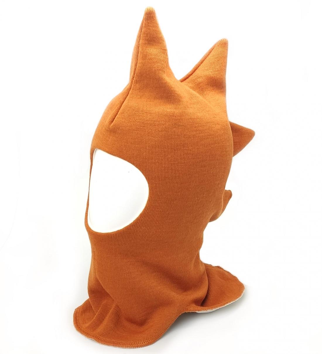 Купить 575 (56), Шлем для детей Kivat цв. оранжевый р-р. 2,